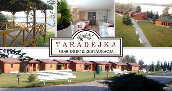 Übernachtung in Polen Gasthaus Taradejka